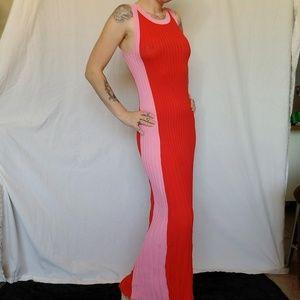 ZARA maxi dress | nwt | red maxi dress |